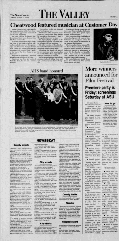 Athens News Courier, October 13, 2009, Page 8