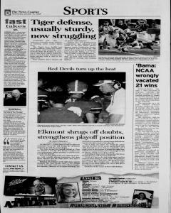 Athens News Courier, October 14, 2009, Page 26