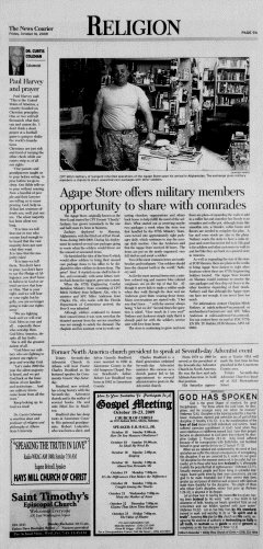 Athens News Courier, October 16, 2009, p. 17
