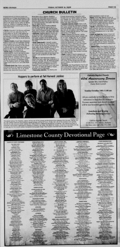 Athens News Courier, October 16, 2009, p. 21