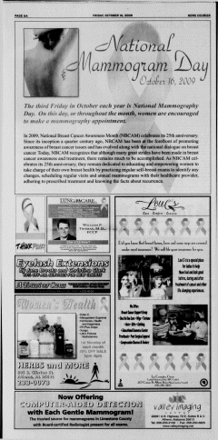 Athens News Courier, October 16, 2009, p. 12