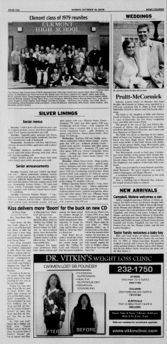 Athens News Courier, October 18, 2009, p. 19