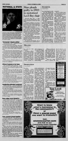 Athens News Courier, October 23, 2009, Page 6