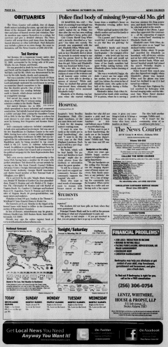 Athens News Courier, October 24, 2009, p. 3