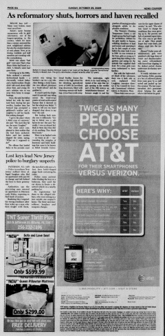 Athens News Courier, October 25, 2009, p. 15