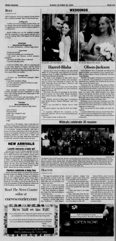 Athens News Courier, October 25, 2009, p. 19
