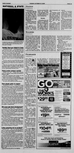 Athens News Courier, October 27, 2009, Page 5