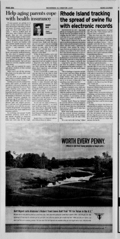 Athens News Courier, October 28, 2009, Page 56