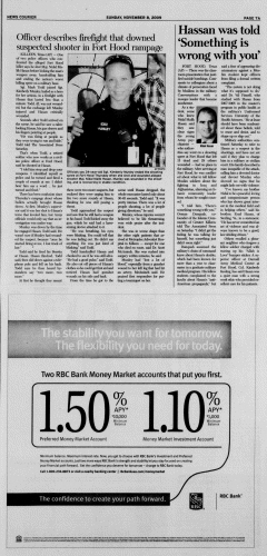 Athens News Courier, November 08, 2009, Page 13