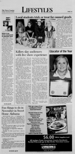 Athens News Courier, November 08, 2009, Page 17