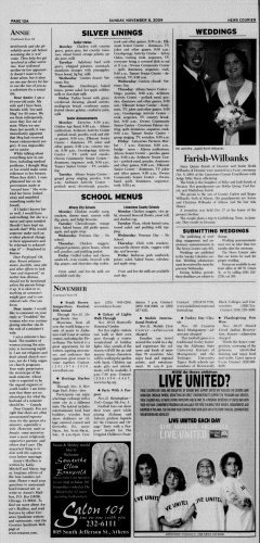 Athens News Courier, November 08, 2009, Page 19