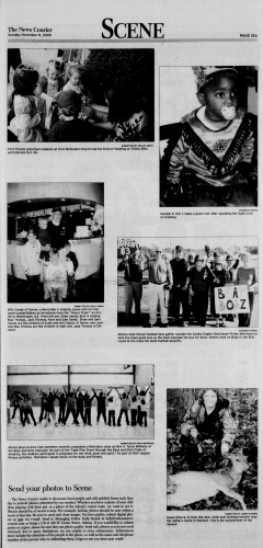 Athens News Courier, November 08, 2009, Page 29