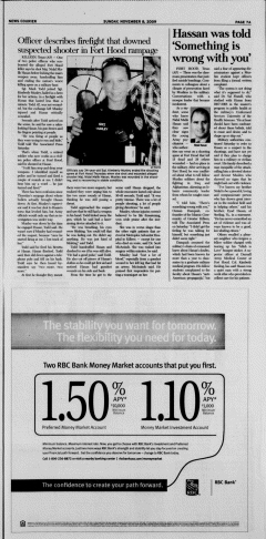 Athens News Courier, November 08, 2009, Page 14