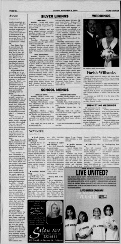 Athens News Courier, November 08, 2009, Page 20