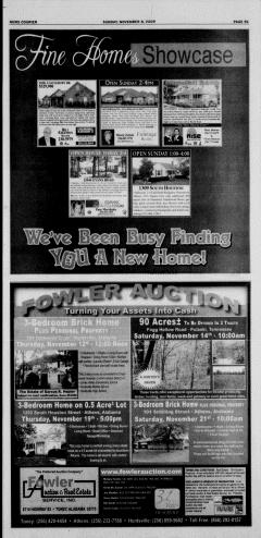 Athens News Courier, November 08, 2009, Page 66