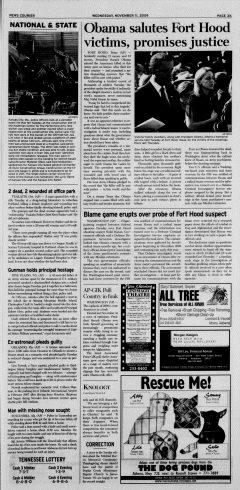 Athens News Courier, November 11, 2009, Page 5