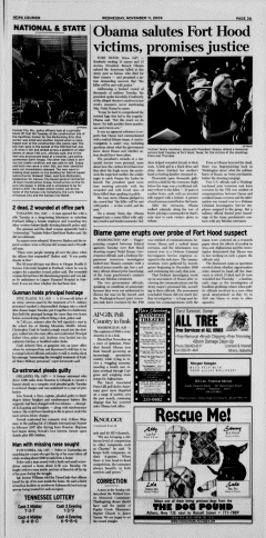 Athens News Courier, November 11, 2009, Page 6