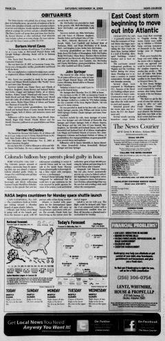 Athens News Courier, November 14, 2009, Page 3
