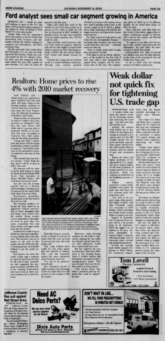 Athens News Courier, November 14, 2009, Page 9