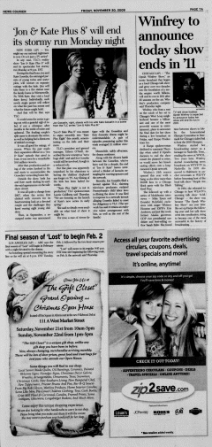 Athens News Courier, November 20, 2009, Page 13