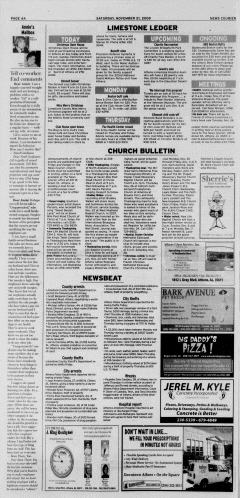 Athens News Courier, November 21, 2009, Page 7