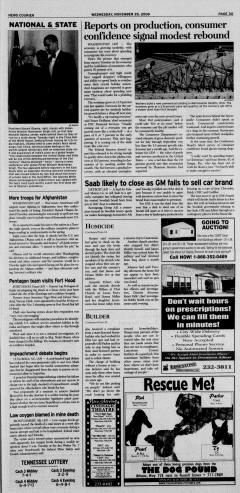 Athens News Courier, November 25, 2009, Page 5
