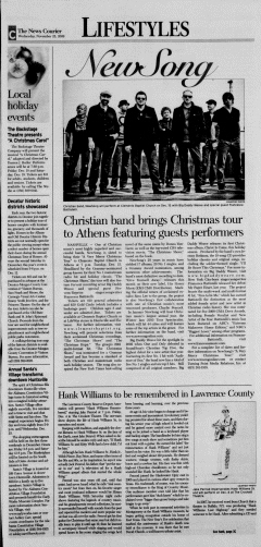 Athens News Courier, November 25, 2009, Page 33
