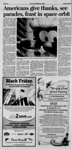 Athens News Courier, November 27, 2009, Page 19