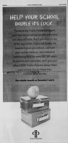 Athens News Courier, November 29, 2009, Page 15