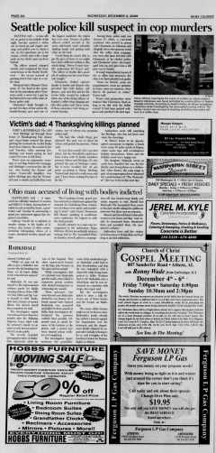 Athens News Courier, December 02, 2009, Page 11