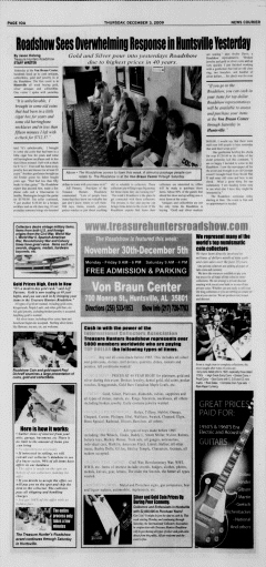 Athens News Courier, December 03, 2009, Page 20