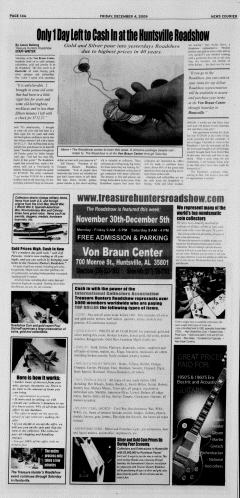 Athens News Courier, December 04, 2009, Page 27