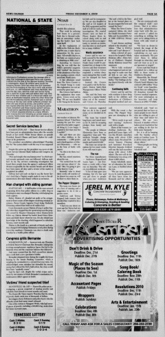 Athens News Courier, December 04, 2009, Page 6