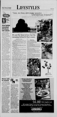 Athens News Courier, December 06, 2009, Page 18