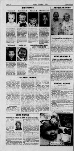 Athens News Courier, December 06, 2009, Page 20