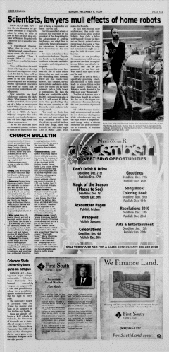 Athens News Courier, December 06, 2009, Page 26