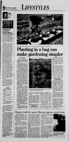Athens News Courier, December 09, 2009, Page 34