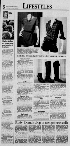 Athens News Courier, December 16, 2009, Page 33