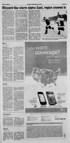 Athens News Courier, December 20, 2009, Page 13