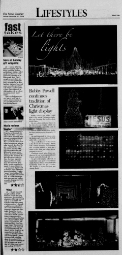 Athens News Courier, December 20, 2009, Page 17