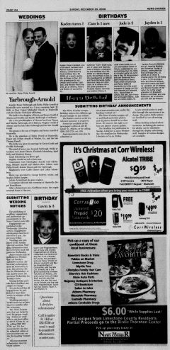 Athens News Courier, December 20, 2009, Page 19