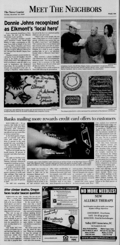 Athens News Courier, December 20, 2009, Page 27