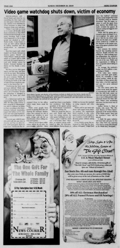 Athens News Courier, December 20, 2009, Page 47