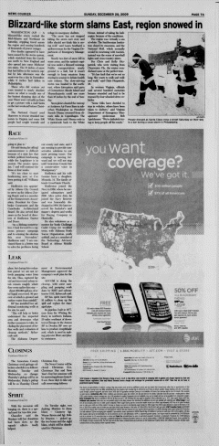Athens News Courier, December 20, 2009, Page 14