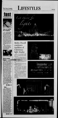 Athens News Courier, December 20, 2009, Page 18