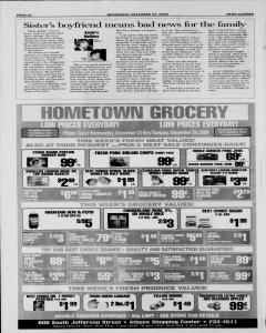 Athens News Courier, December 23, 2009, Page 36