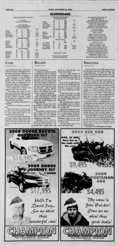 Athens News Courier, December 25, 2009, Page 35