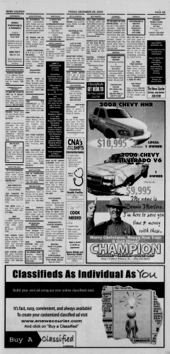 Athens News Courier, December 25, 2009, Page 41