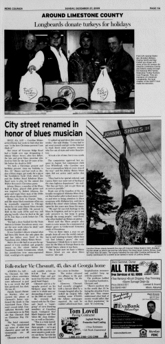 Athens News Courier, December 27, 2009, Page 21