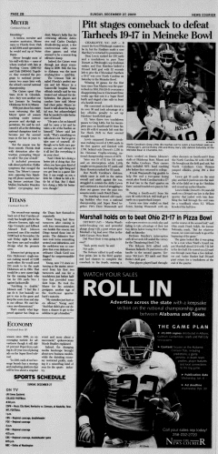 Athens News Courier, December 27, 2009, Page 39